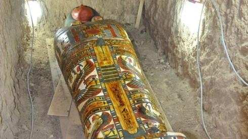 Kinh ngạc xác ướp 3.000 tuổi còn nguyên vẹn - ảnh 1