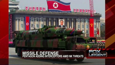 Mỹ tăng cường phòng thủ tên lửa trước đe dọa từ Triều Tiên - ảnh 1