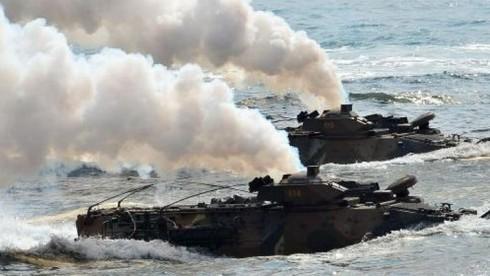 Hàn Quốc hết kiên nhẫn với Triều Tiên, chiến tranh sắp bùng nổ? - ảnh 1