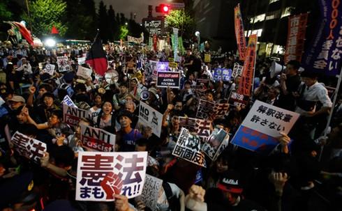 Tin thế giới 18h30: Nhật Bản sửa hiến pháp, đưa quân đội ra nước ngoài - ảnh 4