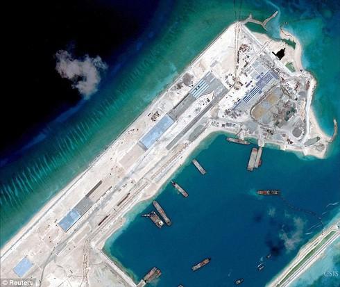 Trung Quốc trơ trẽn công khai hoạt động độc chiếm Biển Đông - ảnh 2