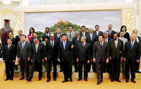 57 nước tham gia ngân hàng AIIB do Trung Quốc khởi xướng - ảnh 1