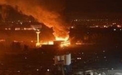 Trung Quốc: Lại một vụ nổ lớn ở nhà máy Liêu Ninh - ảnh 1