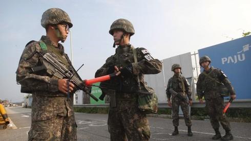 Tin thế giới 25/8: Hàn - Triều hòa hợp, Trung Quốc tấn công ngân hàng ngầm - ảnh 1