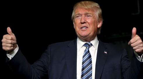 Donald Trump được mời tới Crimea nếu đắc cử Tổng thống Mỹ - ảnh 1