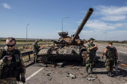 Chiến sự Ukraine