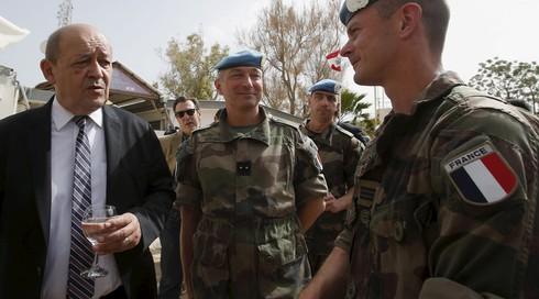 Pháp muốn Nga tăng cường không kích tận diệt IS - ảnh 1