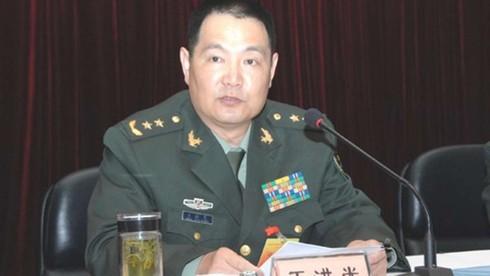 Tướng Trung Quốc hối thúc đối phó với Đài Loan - ảnh 1