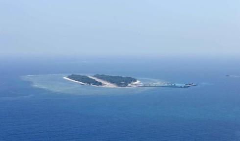 Đài Loan sắp tập trận cứu hộ trên Biển Đông - ảnh 1
