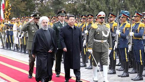 Trung Quốc đã kéo Trung Đông khỏi tay Mỹ như thế nào? - ảnh 1