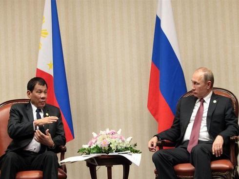 Thế chân Mỹ, Nga và Philippines thiết lập đồng minh quân sự? - ảnh 2