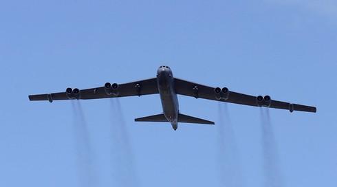 B-52 Mỹ ném bom khiến hơn 20 dân thường Syria thiệt mạng - ảnh 1