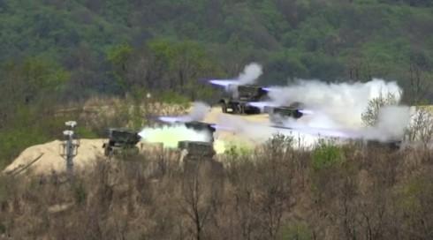 Báo Mỹ: Triều Tiên cung cấp vũ khí hóa học cho Syria - ảnh 1