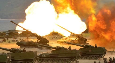 Báo Mỹ: Triều Tiên cung cấp vũ khí hóa học cho Syria - ảnh 2