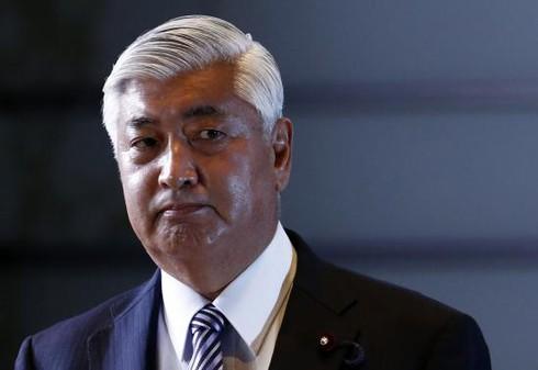Nhật Bản có tân Bộ trưởng Quốc phòng sẵn sàng đối đầu Trung, Triều - ảnh 1