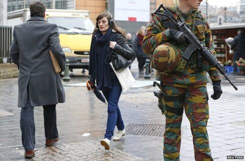 EU nhóm họp trong bối cảnh khủng bố hoành hành - ảnh 1