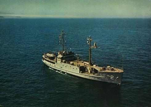 Hé lộ bí mật vụ Triều Tiên bắt sống một tàu chiến Mỹ - ảnh 2
