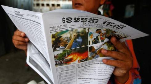 Hậu bầu cử Campuchia: Vì sao ông Hun Sen im lặng? - ảnh 1