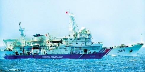 Tin nóng Hoàng Sa chiều 1/6: Tàu CSB 2016 bị Trung Quốc đâm thủng - ảnh 2