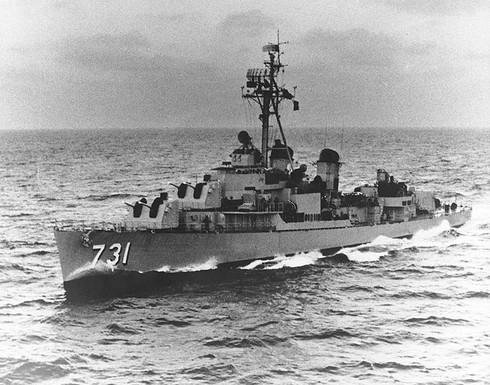 Diễn biến trận đánh tàu USS Maddox của Hải quân VN - ảnh 1