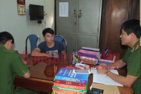 Bắt 2 đối tượng hành hung nhà báo ở Thái Nguyên - ảnh 2