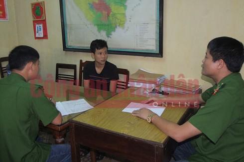Bắt 2 đối tượng hành hung nhà báo ở Thái Nguyên - ảnh 4