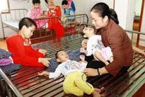 Mô hình mới cho hoạt động chăm sóc trẻ em có hoàn cảnh đặc biệt khó khăn - ảnh 1