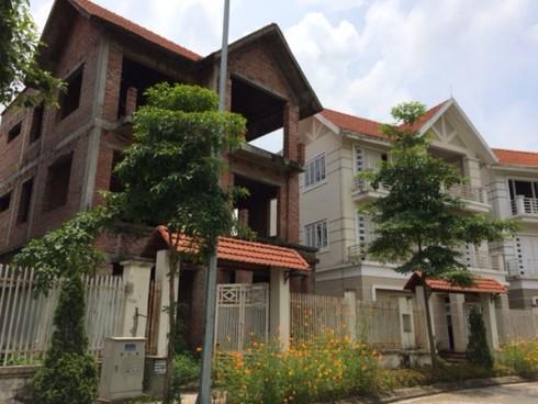 KĐT Đặng Xá: Phố tiền tỷ bỏ hoang cạnh nhà thu nhập thấp - ảnh 8