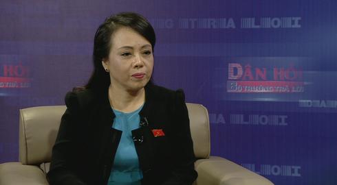 Bộ trưởng Kim Tiến: Cán bộ y tế phải đổi mới từ trong tim, óc và máu - ảnh 1