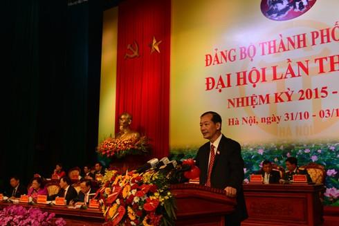 """Chủ nhiệm UBKT TP Hà Nội: """"Bệnh thành tích, sợ khuyết điểm diễn ra phổ biến"""