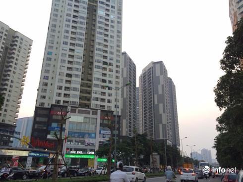 Hà Nội: Giá căn hộ chung cư khu vực nào giảm mạnh nhất? - ảnh 1