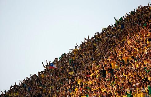 20 bức ảnh báo chí tuyệt đẹp về World Cup những ngày qua - ảnh 13