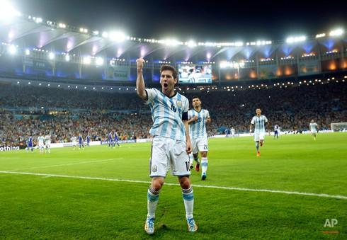 20 bức ảnh báo chí tuyệt đẹp về World Cup những ngày qua - ảnh 16