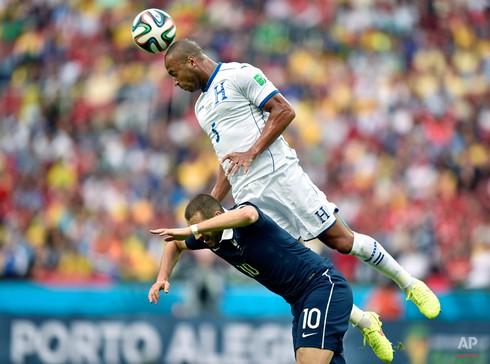 20 bức ảnh báo chí tuyệt đẹp về World Cup những ngày qua - ảnh 20