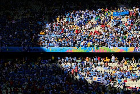 20 bức ảnh báo chí tuyệt đẹp về World Cup những ngày qua - ảnh 7
