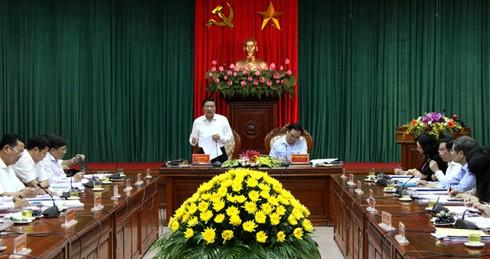 Hà Nội đã kiểm tra được 3.789 đảng viên có dấu hiệu vi phạm - ảnh 1