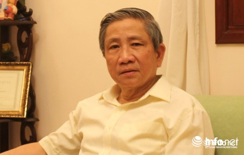 GS Nguyễn Minh Thuyết: Việc công khai đề xuất kỷ luật ông Đinh La Thăng là đúng - ảnh 1