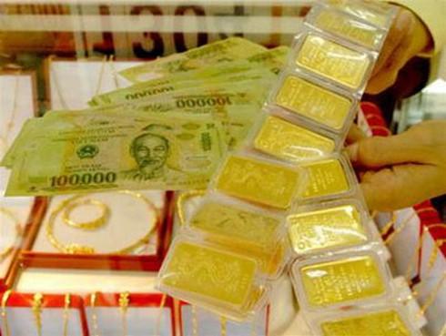 Giá vàng SJC, giá đô la Mỹ hôm nay 21/3 cùng tăng - ảnh 1