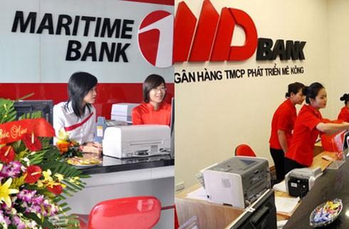 Sáp nhập MaritimeBank – MDB: Tỷ lệ hoán đổi cổ phiếu 1:1 - ảnh 1