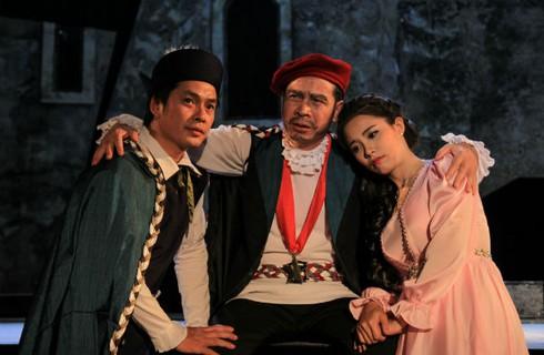 """Nhà hát Kịch Việt Nam mang """"Hamlet"""" tới Singapore - ảnh 1"""