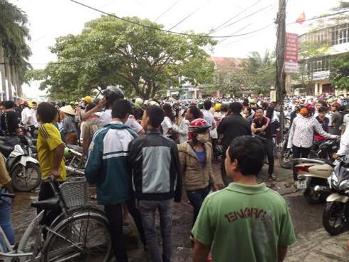 Cháy Trung tâm thương mại cao nhất Hà Tĩnh, nhiều người bị ngạt - ảnh 6