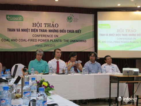 4.300 người Việt chết yểu mỗi năm do nhiệt điện than - ảnh 1