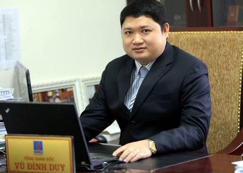 Bộ Công thương tạm đình chỉ công tác đối với ông Vũ Đình Duy - ảnh 1