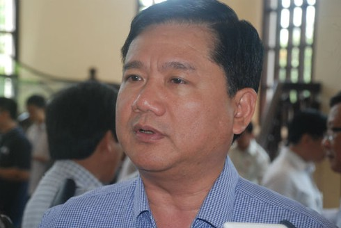 Bộ trưởng Thăng: Dự án vay vốn từ TQ đang triển khai bình thường - ảnh 1
