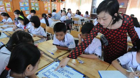 Hà Nội sắp có thêm 8.507 biên chế ngành giáo dục năm 2014 - ảnh 1