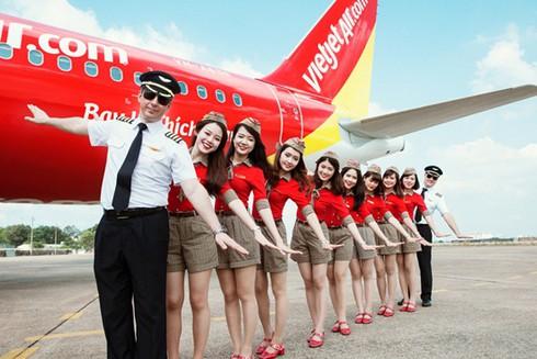 Cơ hội trở thành tiếp viên hàng không Vietjet - ảnh 1