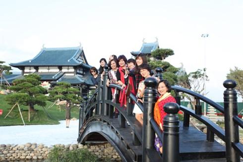 Lễ hội Mặt trời mọc lần đầu tiên diễn ra tại Sun World Halong Complex - ảnh 1