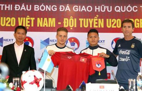 Vietjet là nhà vận chuyển hàng không độc quyền cho U20 Argentina tại Việt Nam - ảnh 1
