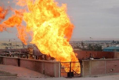 Đường dẫn khí đốt từ Iran đến Thổ Nhĩ Kỳ bị đánh bom - ảnh 1