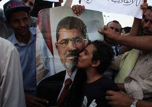Ai Cập vẫn 'chìm' trong hỗn loạn - ảnh 1